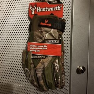 Huntworth Midweight Hunting Gloves Marksman
